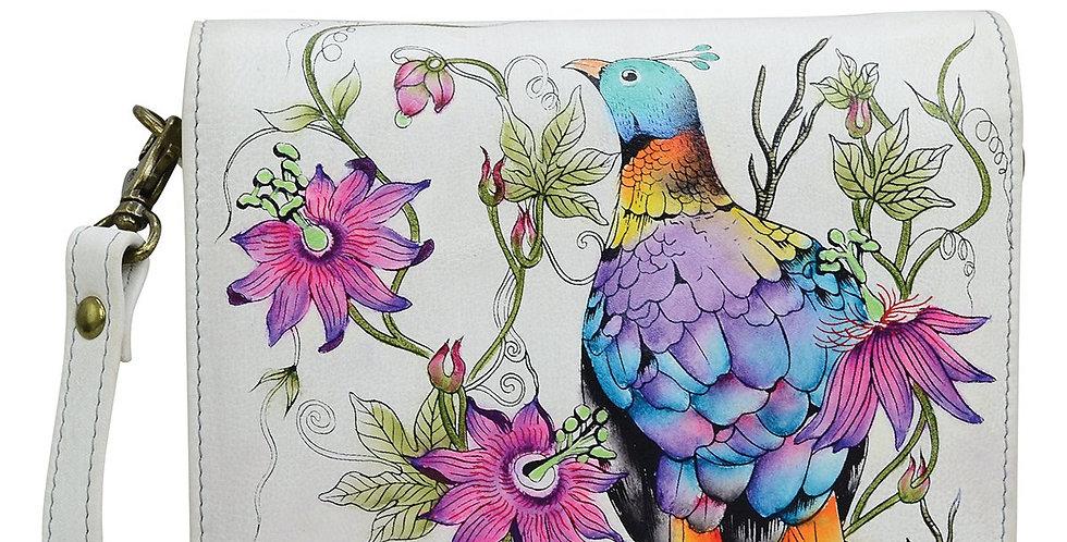 *Himayalan Bird Small Messenger Bag, by Anuschka