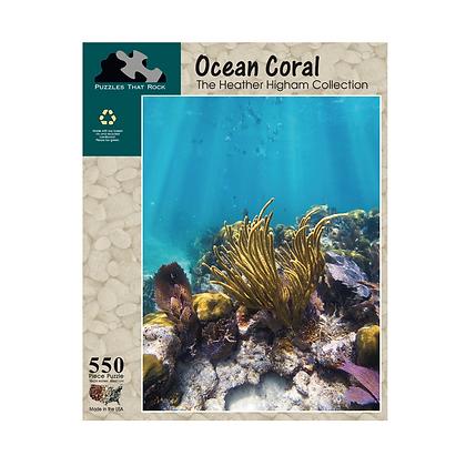 Ocean Coral, Puzzle