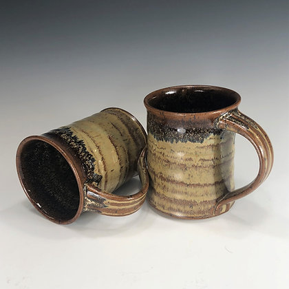 9oz Mug, Antique Iron
