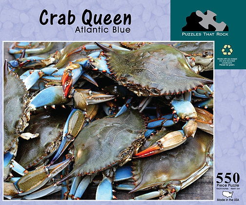 Crab Queen, Puzzle