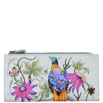 *Himalayan Bird Two Fold Wallet, by Anuschka