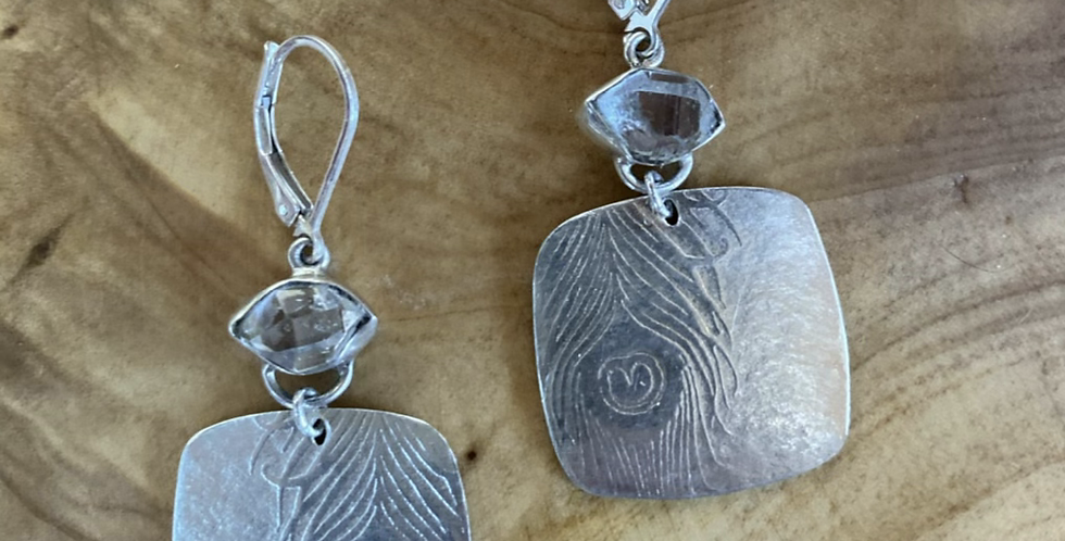 Hand-Rolled Sterling Silver