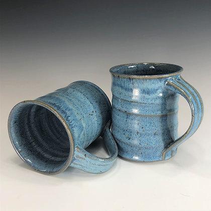 9oz mug in Blueberry Glaze