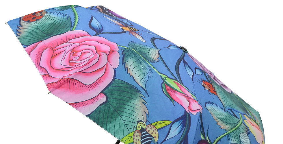 Roses d'Amour Printed Umbrella, by Anuschka