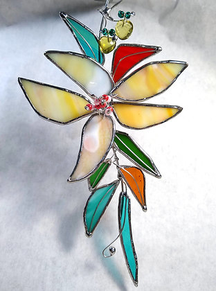Flower Power (yellow bloom)