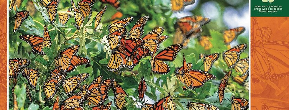 Monarch Migration, Puzzle