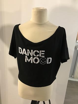 Skazz T-Shirt Dance Mood NOIR