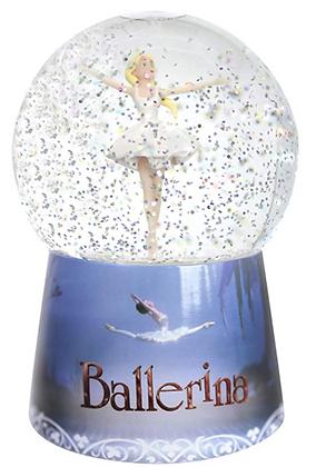 Grosse boule à neige musicale Ballerina