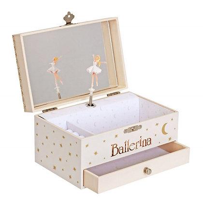 Boite à bijoux Ballerina