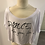 Thumbnail: Skazz T-shirt Dance for you for us BLANC