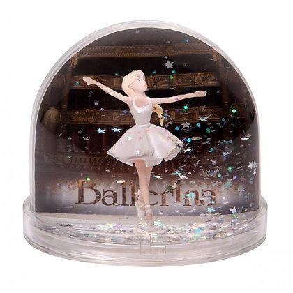 Petite boule à neige Ballerina