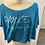 Thumbnail: Skazz T-shirt Dance for you for us BLEU