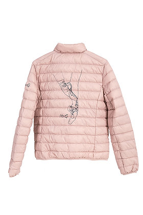 DOWN JACKET ROSE 100GR