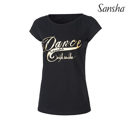 "T_Shirt coton ""Dance with Sansha"""