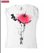T-Shirt TUTU Fiore Rose