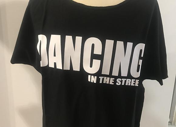 Skazz T-Shirt Dance In The Street NOIR