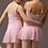 Thumbnail: TUNIQUE Irina TN45 Rose  enfant
