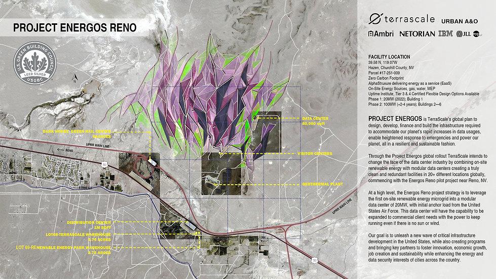 Project Energos, Reno