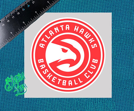 Atlanta Hawks decal