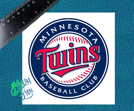 Minnesota Twins decal