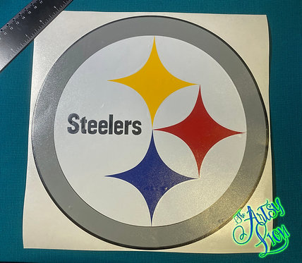 Pittsburgh Steelers decal