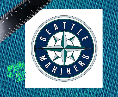 Seattle Mariners decal