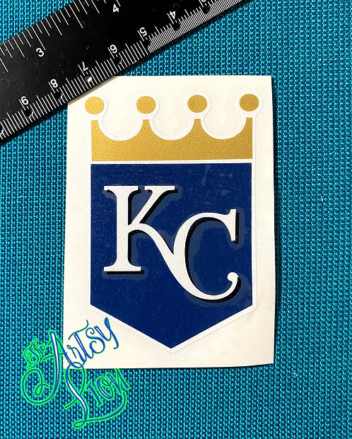 Kansas City Royals decal