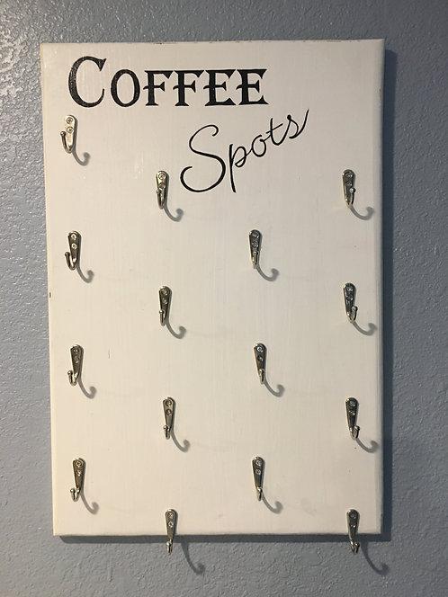 Coffee Spots Coffee Mug holder