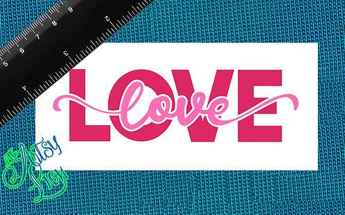 Love 2 ways 2 color