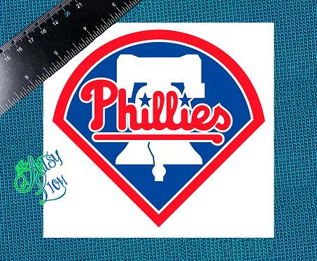 Philadelphia Phillies decal