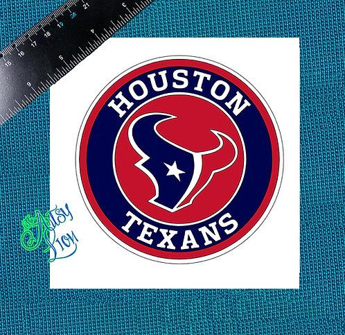 Houston Texans seal