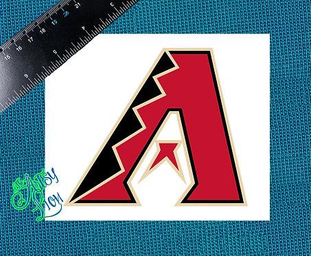 Arizona Diamondbacks decal