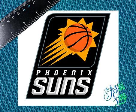 Phoenix Suns decal