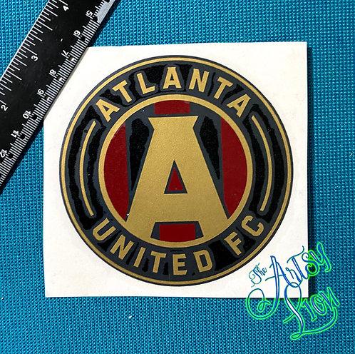 Atlanta United UFC soccer