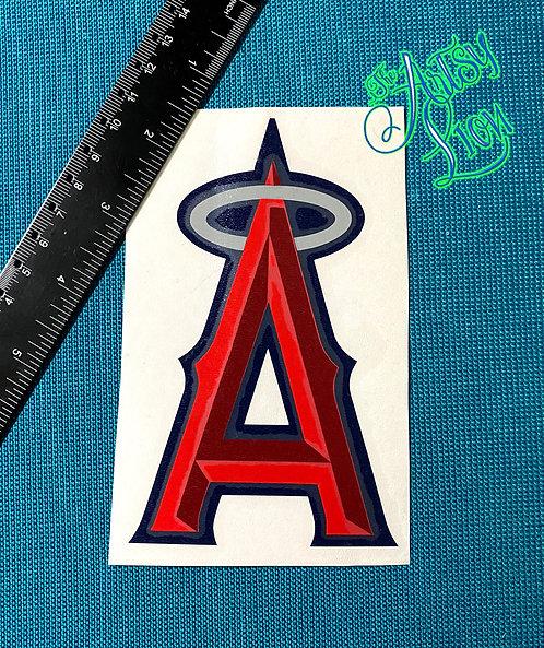 Los Angeles Angels decal