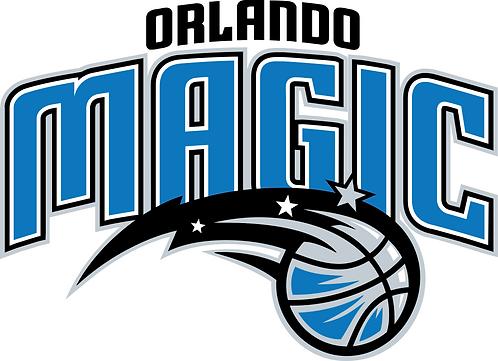Orlando Magic decal