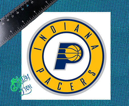 Indiana Pacers decal