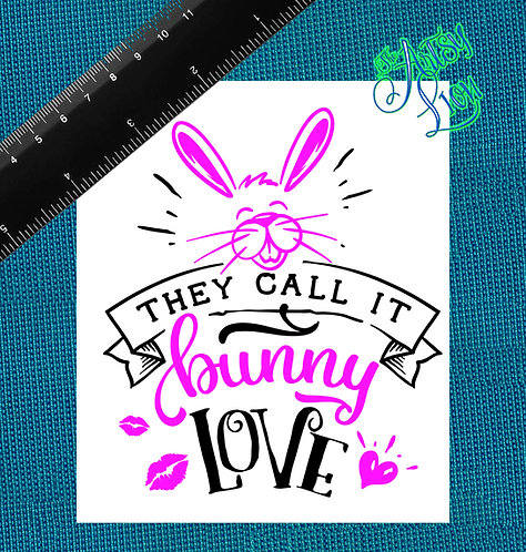 They call it Bunny Love -