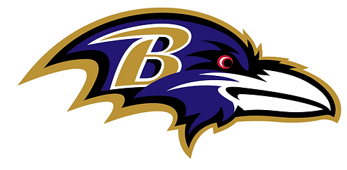 Baltimore Ravens decal