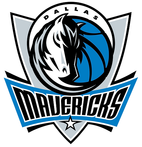 Dallas Mavericks, horse, basketball, blue, grey, white
