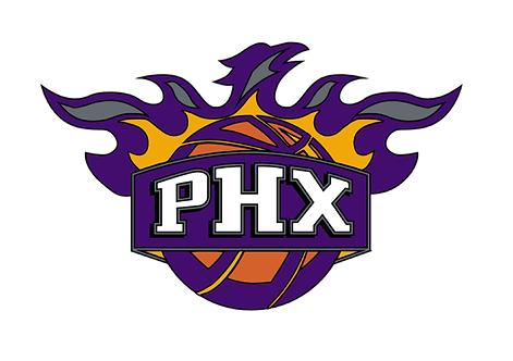 Phoenix Suns (older logo)