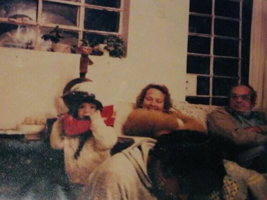 Mi abuela paterna