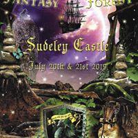 Fantasty Forest Winchcombe castle