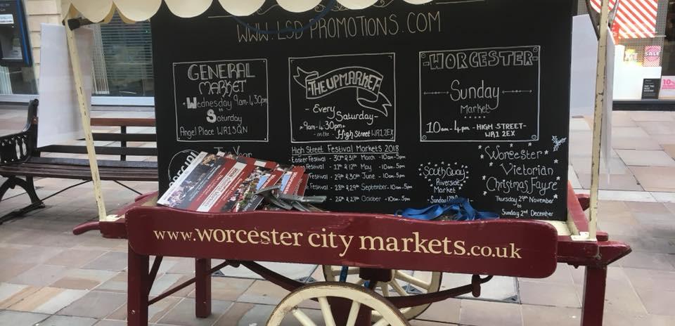 Worcester markets