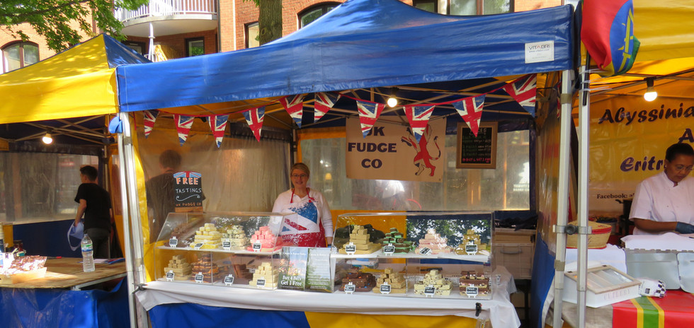 Oxford Gloucester Green Market