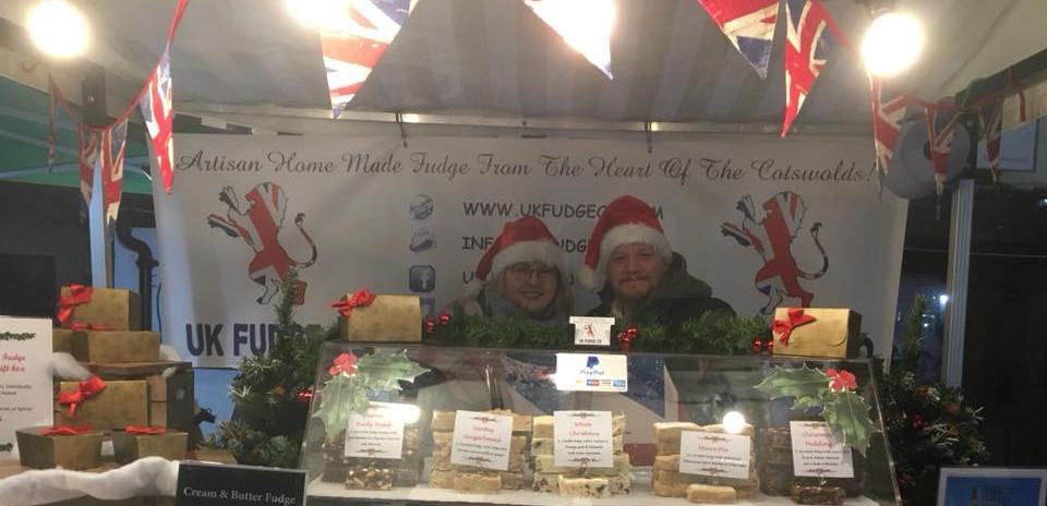 Malmesbury Christmas market