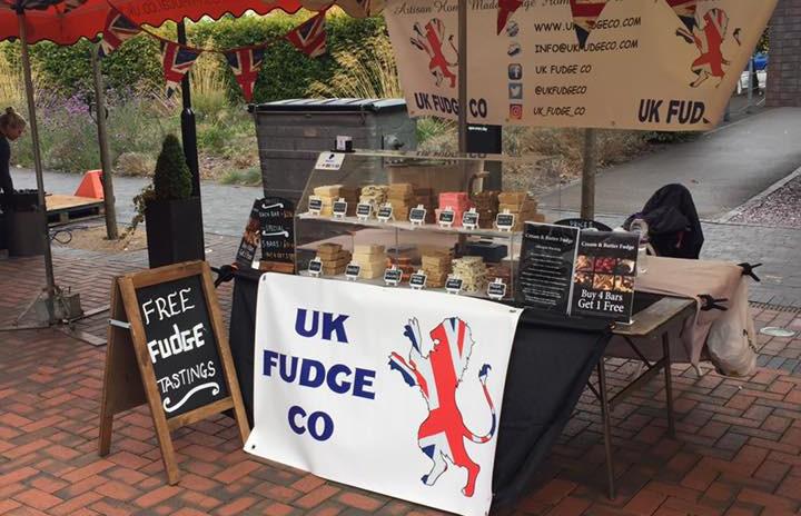 Swindon farmers market