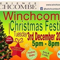 Winchcombe Christmas market
