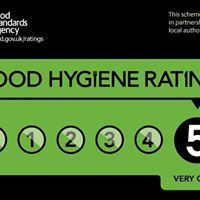 Health & Safety 5 star rating