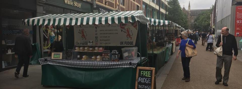 Worcester food festival